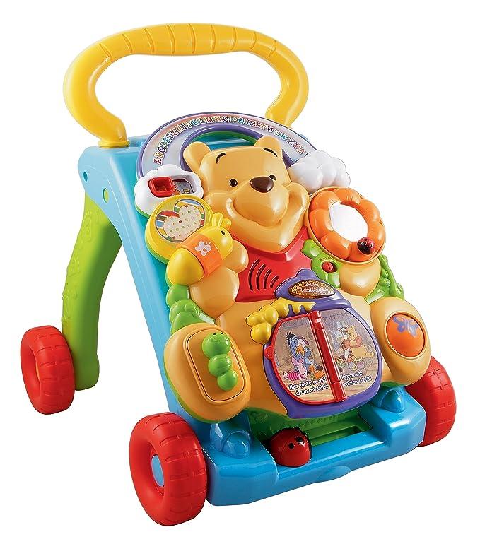 VTech Baby 80-114304 Winnie the Pooh - Andador con actividades [importado de Alemania]