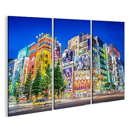 islandburner Quadri Moderni Tokyo, Giappone -Crowds accadere ...