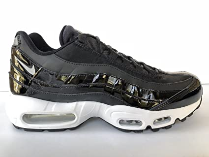 90ebce57a6227 Amazon.com: Nike AIR MAX 95 Special Edition Black Casual WMNS SZ 10 ...