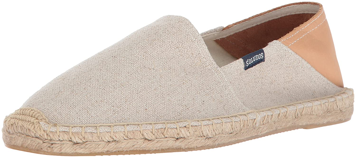 Soludos Hombres Loafers  11.5 D(M) US|Sand Beige