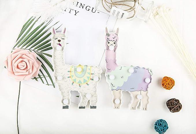 Amazon.com: Llama Marquee Signs Tie 2: Home & Kitchen