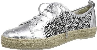 Tamaris 23625, Espadrilles Femme: : Chaussures et Sacs