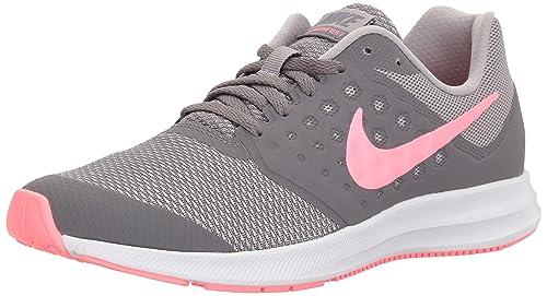 6188547def9 NIKE Girls  Downshifter 7 (GS) Running Shoe
