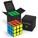SpeedRipper Cube: Perfect for International Speed Cube Competitions - Buttery Smooth Turning - Solid & Durable, Best 3x3 Puzz
