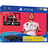 Sony PlayStation 4 1TB Console (Black) with FIFA 20 Bundle and Extra Controller - UAE Version