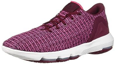 b45f7b89 Reebok Women's Cloudride DMX 3.0 Walking Shoe Rustic Wine/Twisted ...