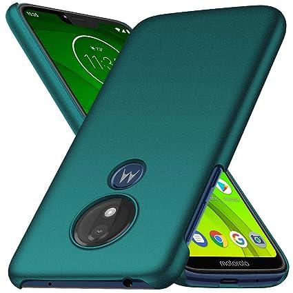 Amazon.com: Dretal Compatible con Motorola Moto G7 Power ...