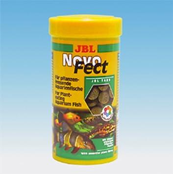 JBL novofect Comida para acuariofilia 1 L: Amazon.es: Productos para mascotas