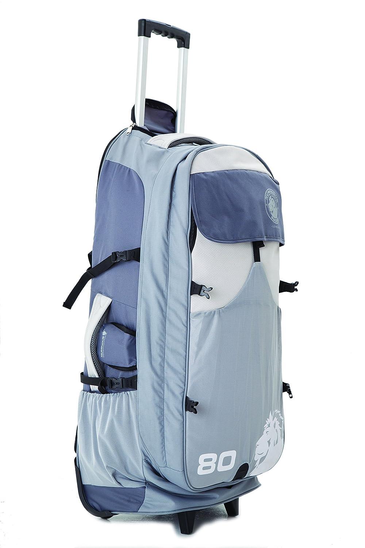 Numinous Packs GlobePacs Anti-Theft Wheeled Luggage, 80 Liter ...