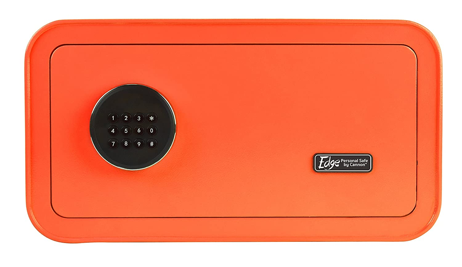 Amazon.com: Cannon Safe E916-CSUM-17 The Edge Personal Safe by Cannon Orange: Home Improvement