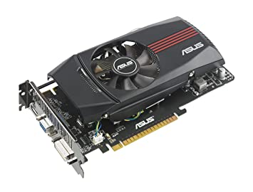 ASUS ENGTX550 TI DC TOP/DI/1GD5 GeForce GTX 550 Ti 1GB GDDR5 ...