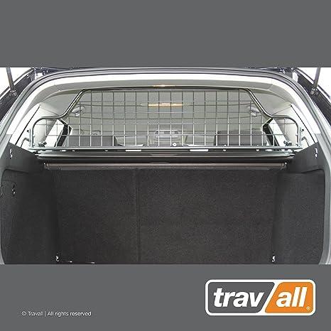 Travall Guard Hundegitter Kompatibel Mit Volkswagen Golf Kombi 2007 2013 Tdg1094 Maßgeschneidertes Trenngitter In Original Qualität Auto