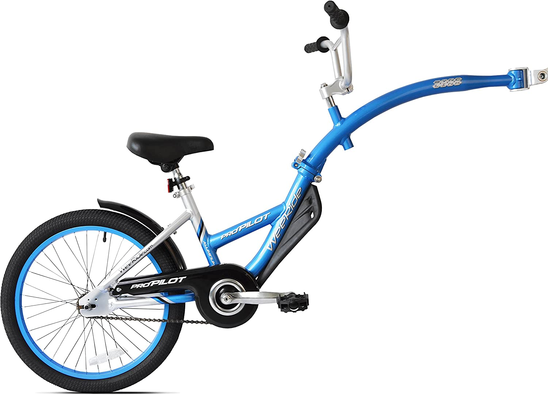 Weeride Pro Pilot Aluminium - Remolque para Bicicletas, Color Azul ...