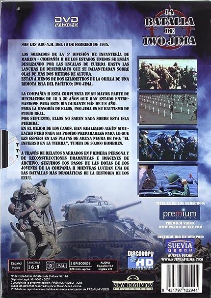Amazon.com: Pack La Batalla De Iwo Jima (Import Movie) (European Format - Zone 2) (2012) Varios: Movies & TV