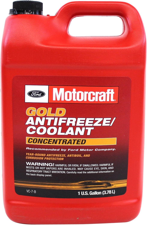 Engine Coolant Antifreeze-GAS MOTORCRAFT VC-7DIL-B