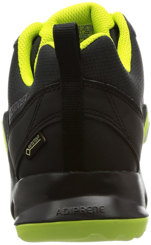adidas Terrex Ax2R GTX, Chaussures de Randonnée Basses Homme, Multicolore-Noir (Negbas/Negbas/Seamso), 47 1/3 EU