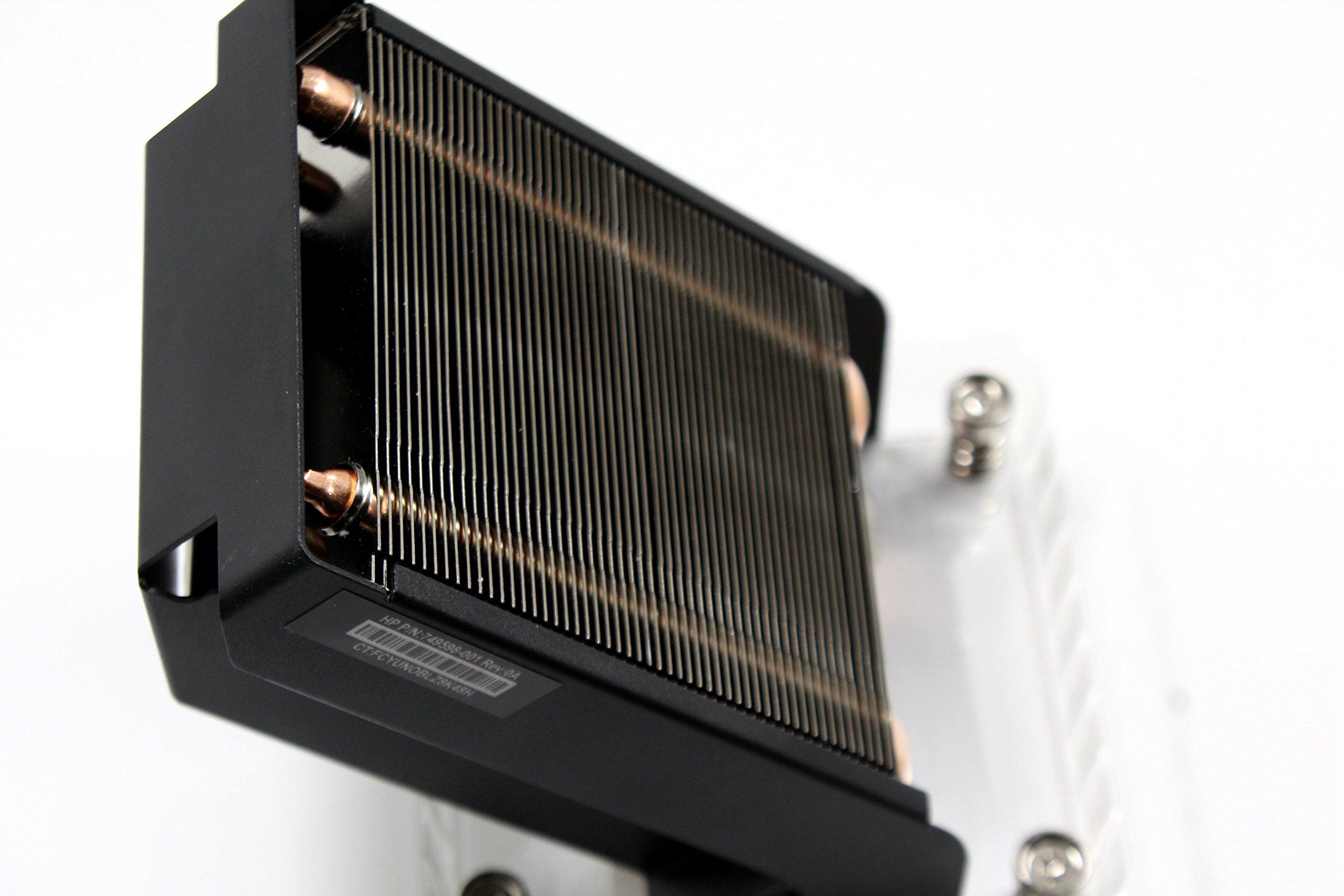 BestParts New Heatsink for HP Z840 Workstation 749598-001 782506-001 Suit for Z820 635868-001 by BestPartsCom