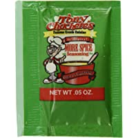 Tony Chachere More Spice Seasoning, 0.05-Ounce Containers (Pack of 1000)