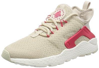 6601a4d58a51 Nike Women s Air Huarache Run Ultra Lt orewood Brown Siren Red Sail Running  Shoe
