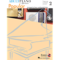 Adult Piano Adventures Popular Book 2 - Timeless Hits and Popular Favorites
