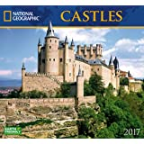Castles 2017 National Geographic Wall Calendar