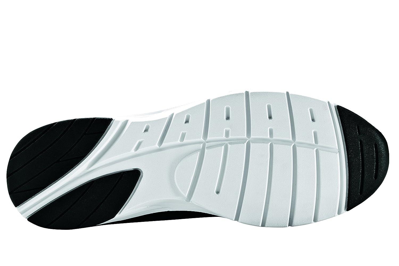 JAKO Schwarz Unisex-Erwachsene Freizeitschuh Striker Sneaker, Schwarz JAKO (Schwarz) 1632a3