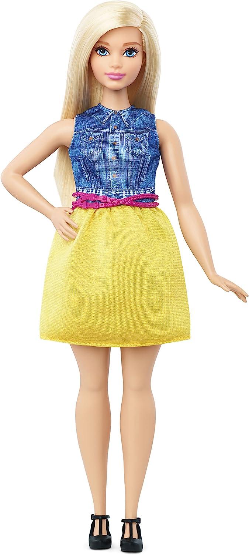 Barbie Fashionistas - Muñeca, Chic Cambray (Mattel DMF24): Amazon ...