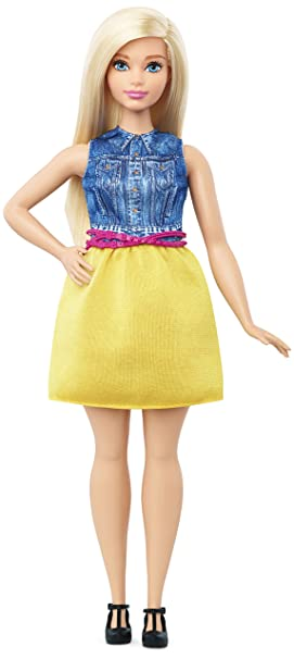 79546d4a783 Barbie - DMF24 - Fashionistas 22 - Look Chambray Chic  Amazon.fr ...