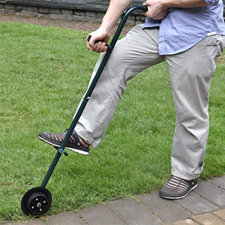 freelogix pro series heavy duty lawn edger landscaping edging tool