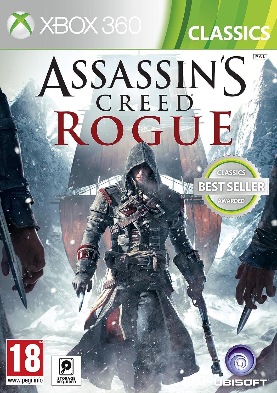 Xbox 360 Assassins Creed Rogue Classics Plus