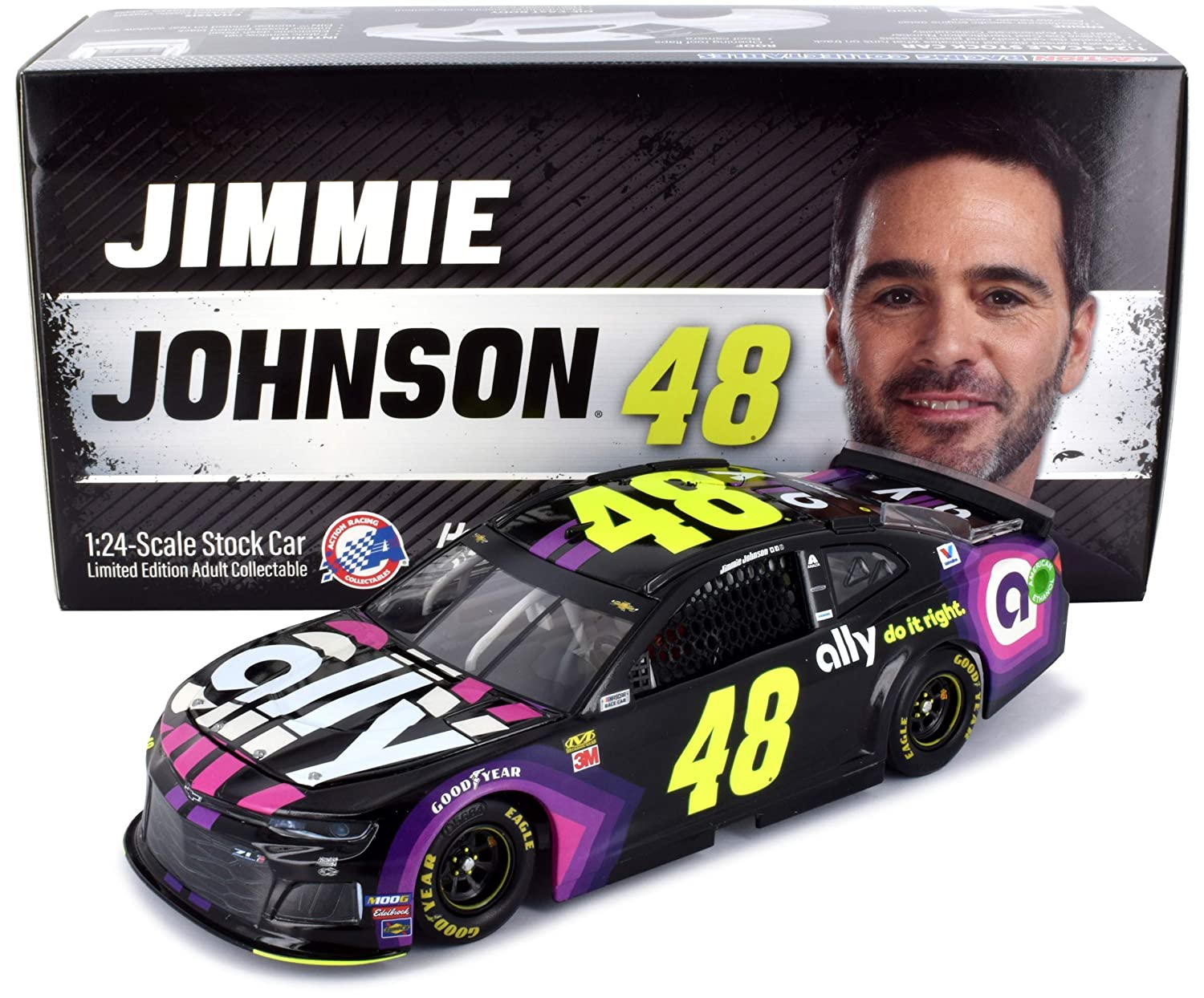 Lionel Racing Jimmie Johnson 2019 Ally Financial 1:24