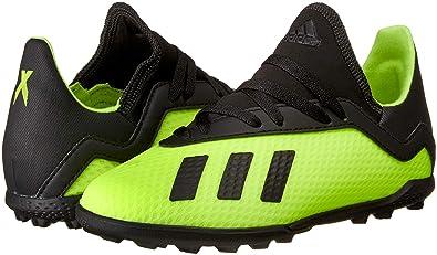 info for 08b4d 38e86 adidas X Tango 18.3 TF, Zapatillas de Fútbol para Niños, Amarillo Core  Black Solar Yellow 0, 35.5 EU  Amazon.es  Zapatos y complementos