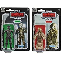 Hasbro SW BL ZUCKUS and 4LOM 2 Pack Action Figure, Multi Colour, Height: 15 Centimeters, 4 Pieces