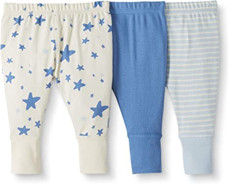 Moon and Back by Hanna Andersson Boys Knit Sweatpant