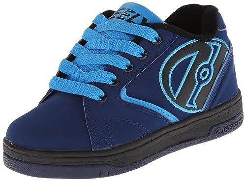 Heelys Propel 2.0 Azul Marino / Zapatillas con rueda / Patín inferior para niños y adultos - Nuevo - Azul, 32: Amazon.es: Zapatos y complementos