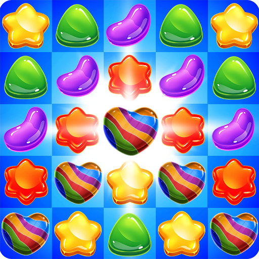 Earn Points - Candy Bomb Match 3