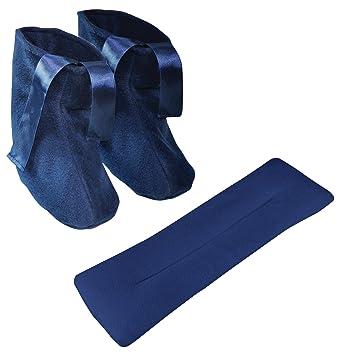 Amazon.com: Aidapt – Zapatillas para microondas y cuello ...