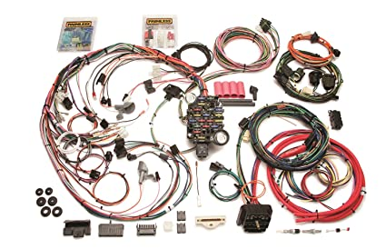 Amazon Com Painless 20130 70 72 Chevelle Wiringharness 26 Circuit
