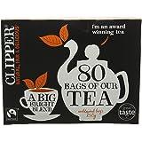 Clipper Fairtrade Everyday, 80 Tea Bags
