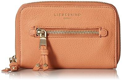 f9b52e2dcb82 Liebeskind Berlin Women's Arianna Leather Zip Around Wallet