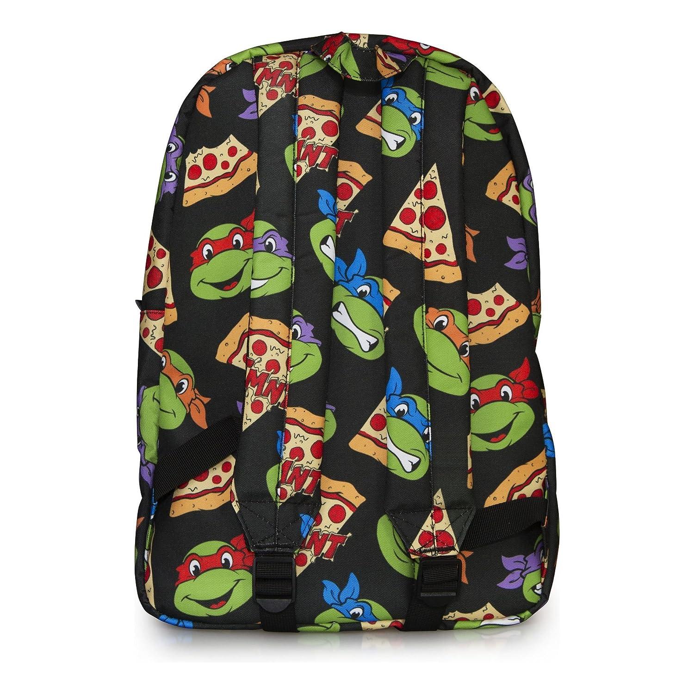 Mochila - Teenage Mutant Ninja Turtles Pizza Nueva licencia ...