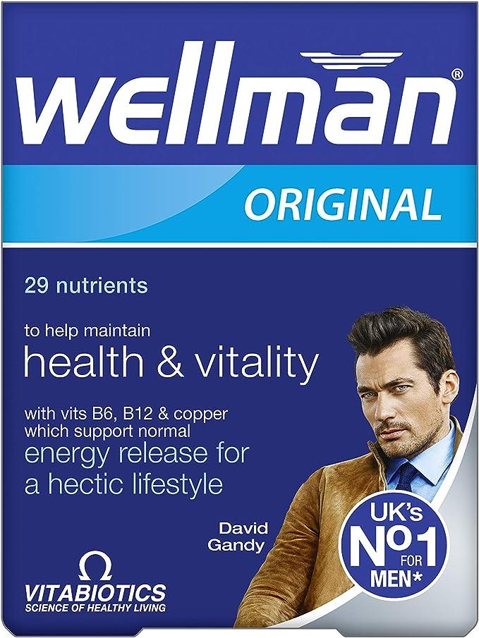 Wellman Vitabiotics Original: Amazon.co.uk: Health & Personal Care