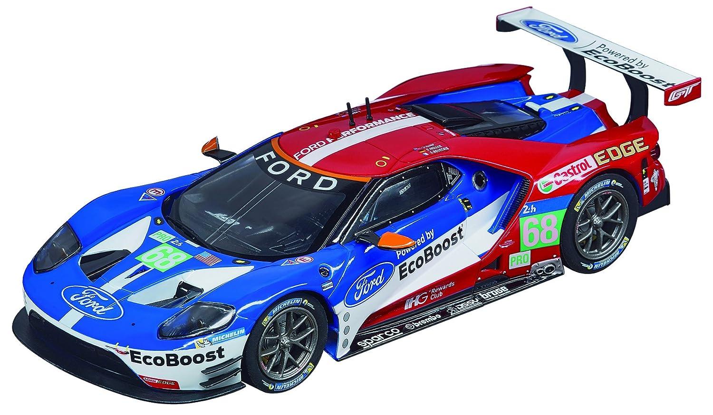 Carrera 30771 Digital 132 Slot Car Racing Vehicle - Ford GT Race Car No. 68 - (1:32 Scale) 20030771