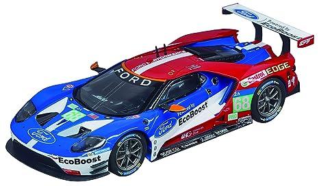 Carrera  Evolutionog Slot Car Racing Vehicle Ford Gt Race Car No