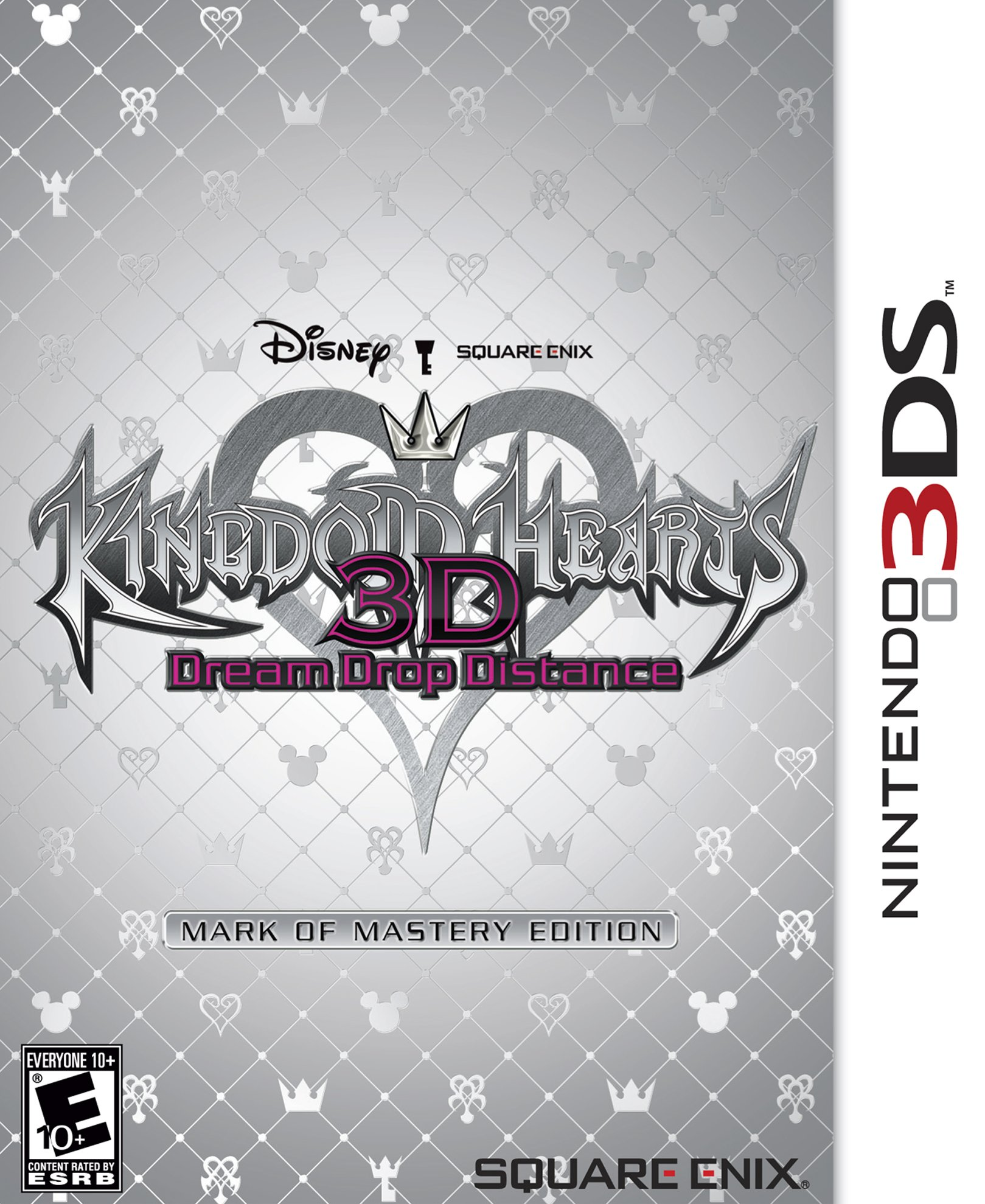 Kingdom Hearts 3D Dream Drop Distance - Collector's Edition - Nintendo 3DS