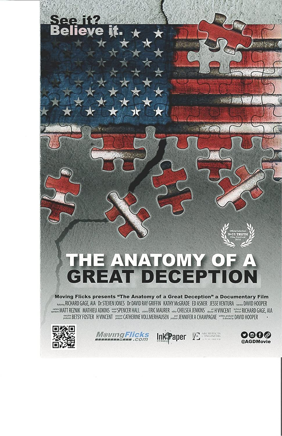 Amazon The Anatomy Of A Great Deception Movies Tv