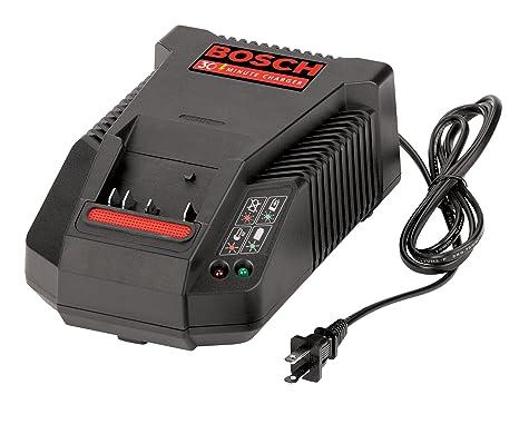 Amazon.com: Bosch BC630 14.4-to-18-volt Cargador de batería ...