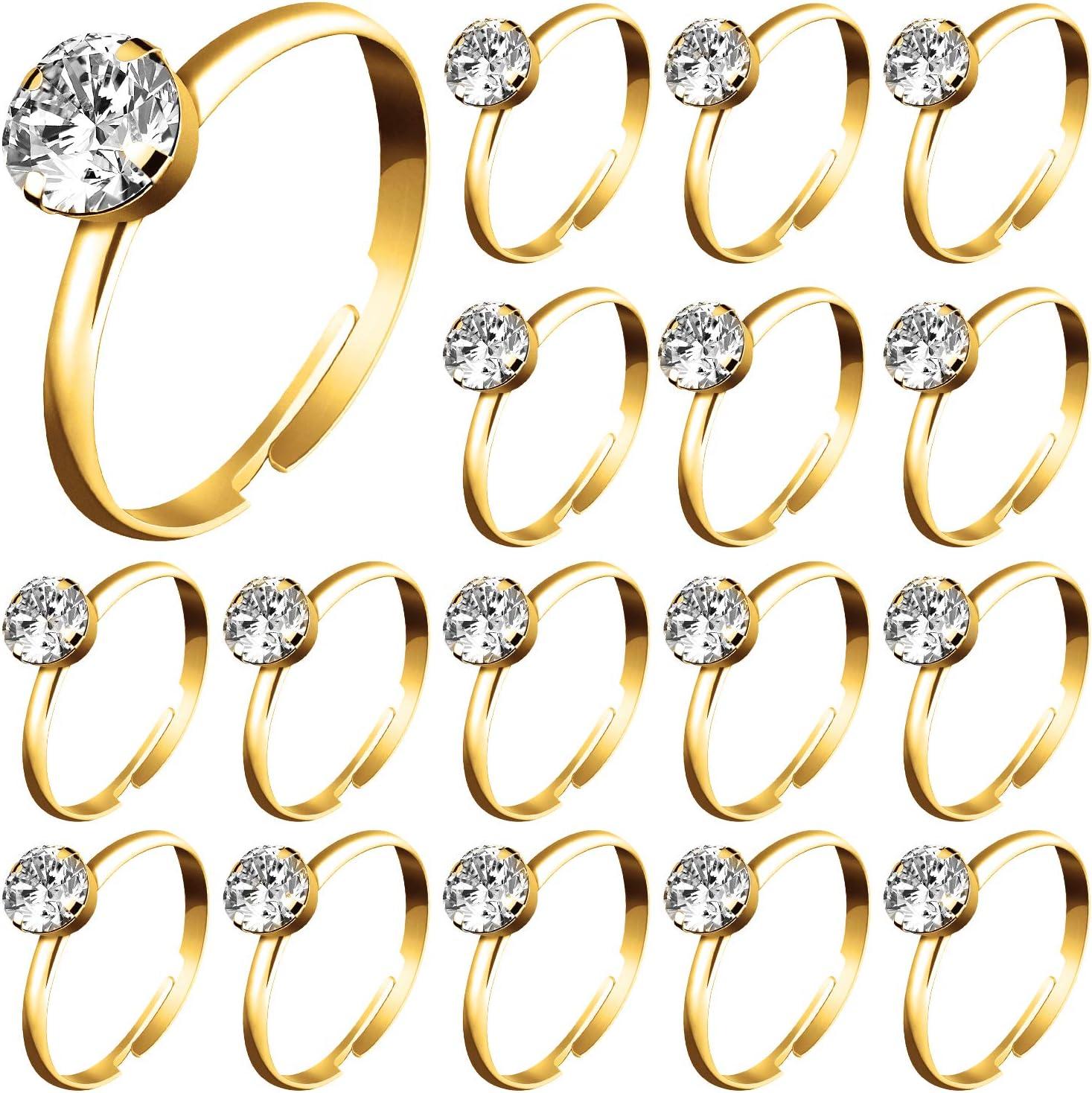 bridal shower bar supplies gold bands reception decorations bachelorette party gold rings wedding cocktail napkins engagement