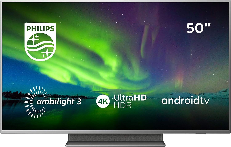 Televisor Philips 50PUS7504/12, 50 pulgadas: Philips: Amazon.es: Electrónica