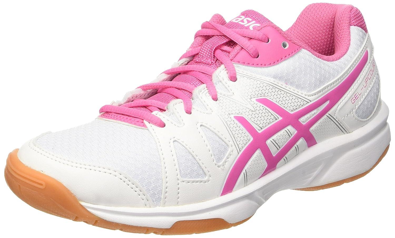 Asics Gel-Upcourt GS, Zapatillas de Voleibol para Niñas C413N 0120